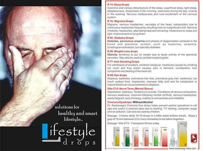 Homeopathic Medicine for Lifestyle Diseases